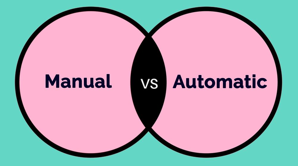 manual vs automatic